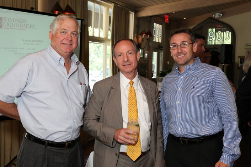 PLANO Luncheon - May 14, 2012 5